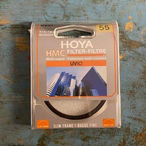 HOYA 55mm HMC Glass Filter